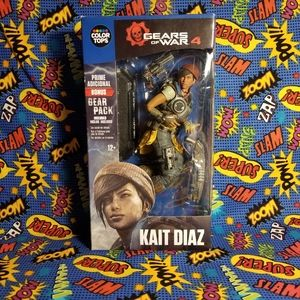 "Kait Diaz (Gears of War 4) 7"" Figure"